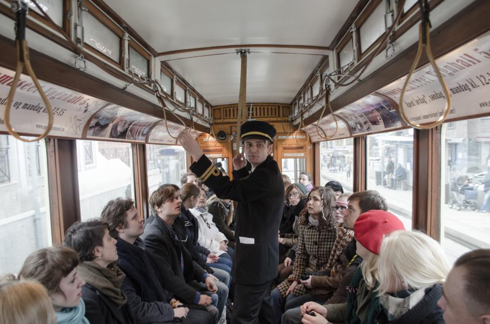 tram larp norway