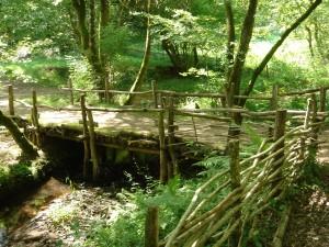 pont d'entrée
