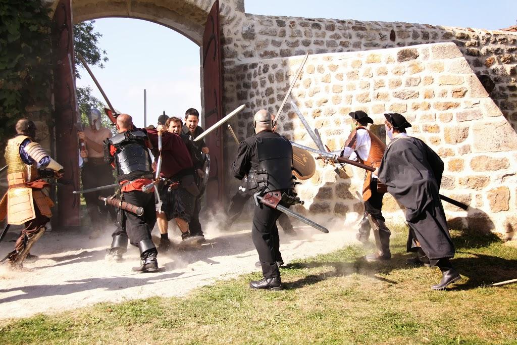 jeu de role medieval