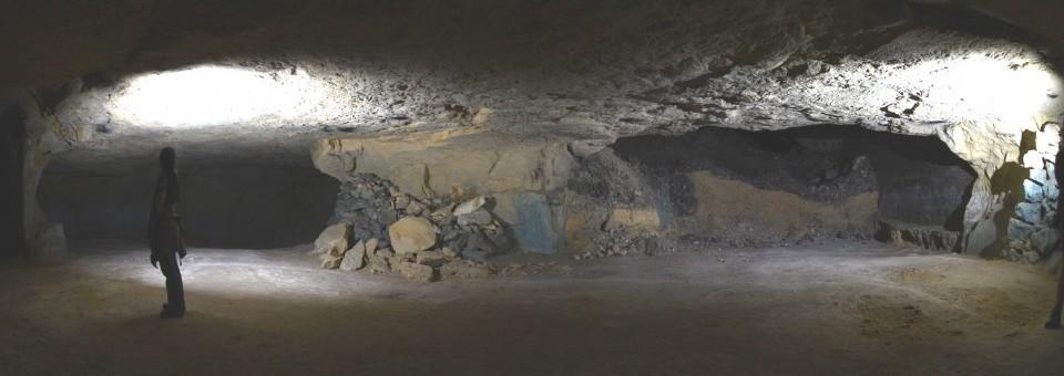 Les mines de la moryah – Projet de site permanent