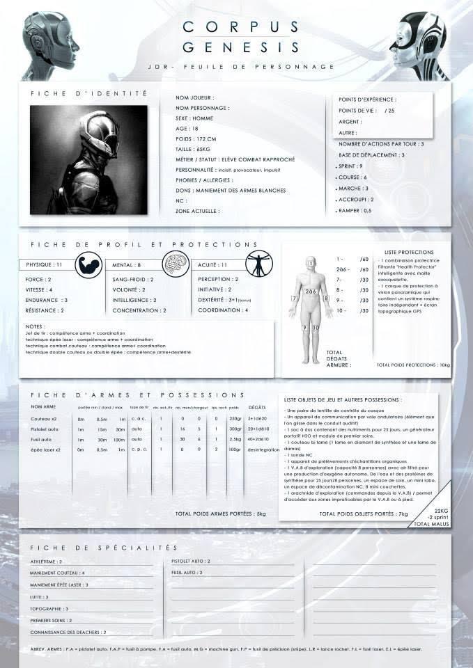 Electro Gn Corpus Genesis Un An Apr S Le Lancement Du Projet