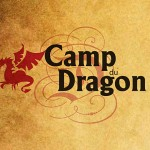 Le camp du Dragon, site de GN permanent