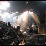 Rachid sur : l'incendie du stock de Role