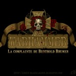 Preview - La complainte de Berthold Brumer (Warhammer)