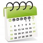 Le calendrier Electro-GN