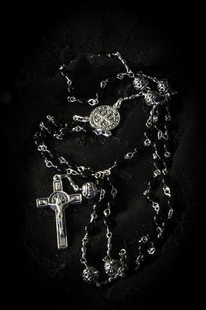 Un rosaire pour le GN Sabbat Croisade de France