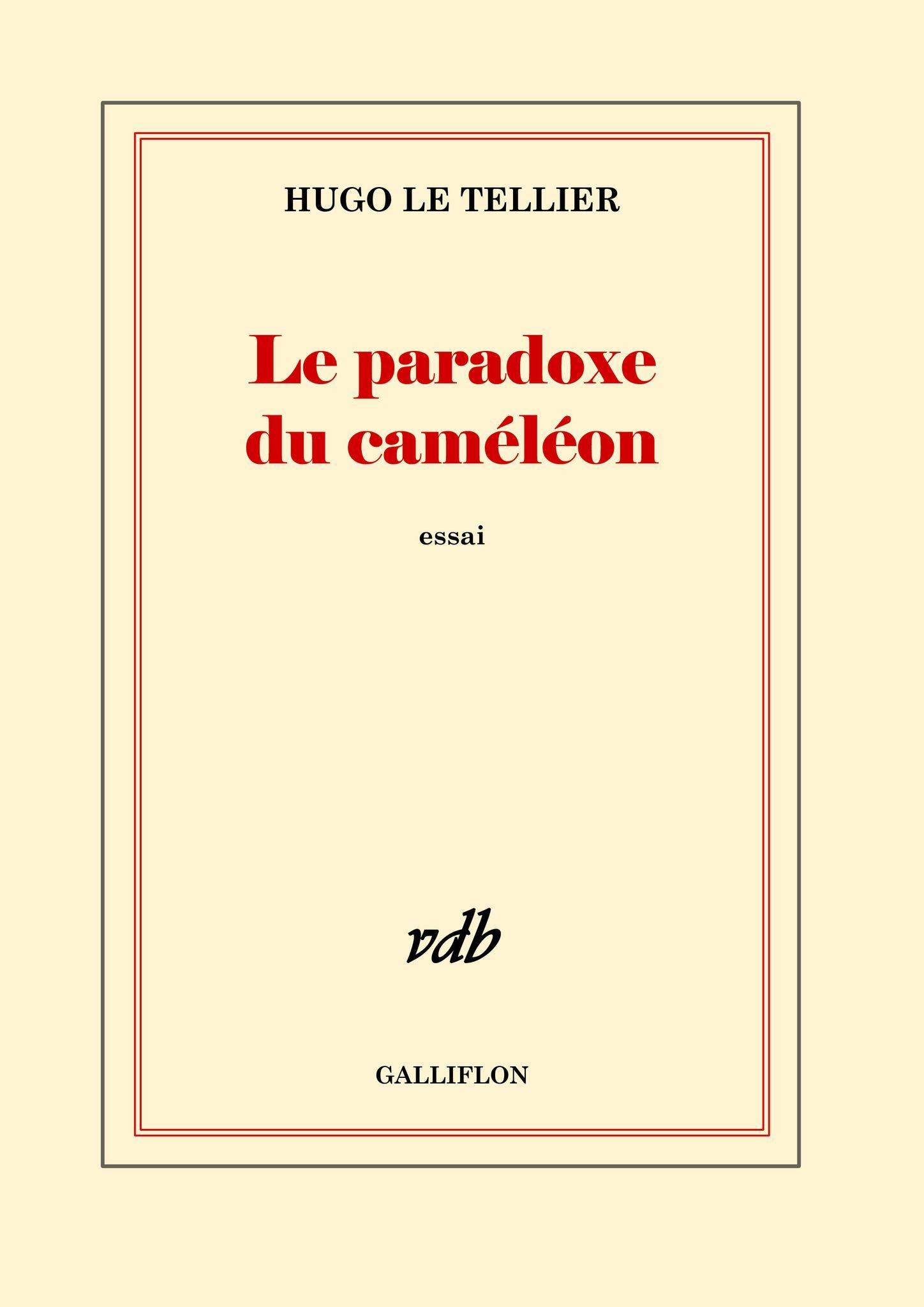 """GN """"Le paradoxe du caméléon"""" organisé à Bordeaux courant juin 2021 Le-paradoxe-du-cameleon"""